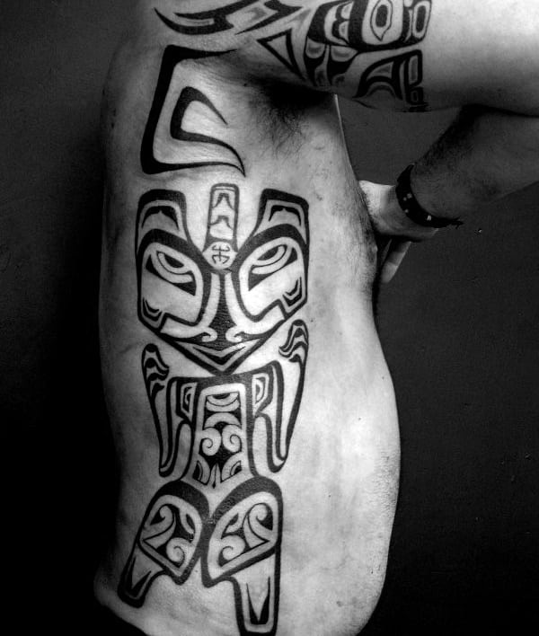 125 Uplifting And Spiritual Haida Tattoos Ideas For Your Next Tattoo