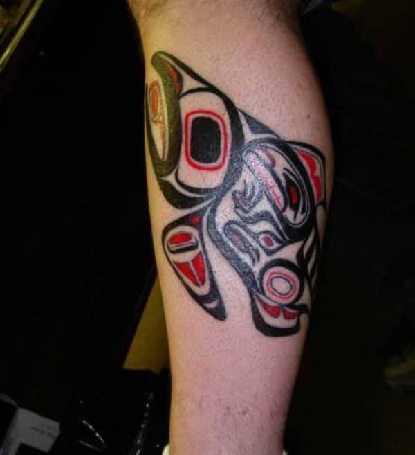 125 Uplifting And Spiritual Haida Tattoos Ideas For Your