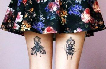camera tattoos