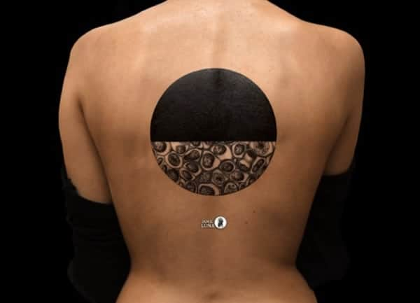 85 Unique Circle Tattoos That Will Catch Your Eye