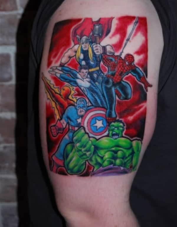 eye-catching-superhero-tattoos-designs0391
