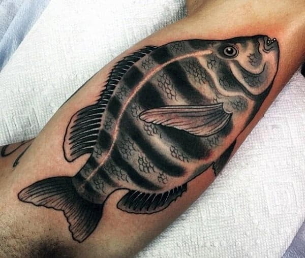 125 creative fish tattoo designs for those aquatic lovers