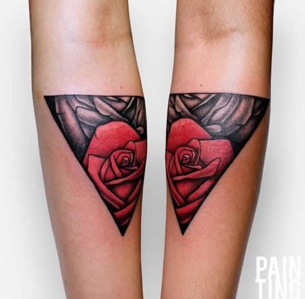62 Super Cool Glyph Tattoos That Are Sure To Catch The Eye