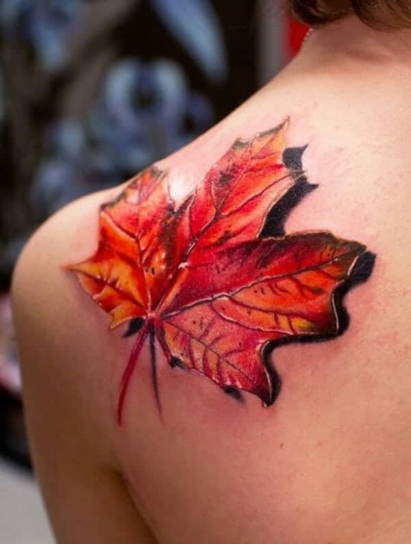leaves-tattoo-design0101