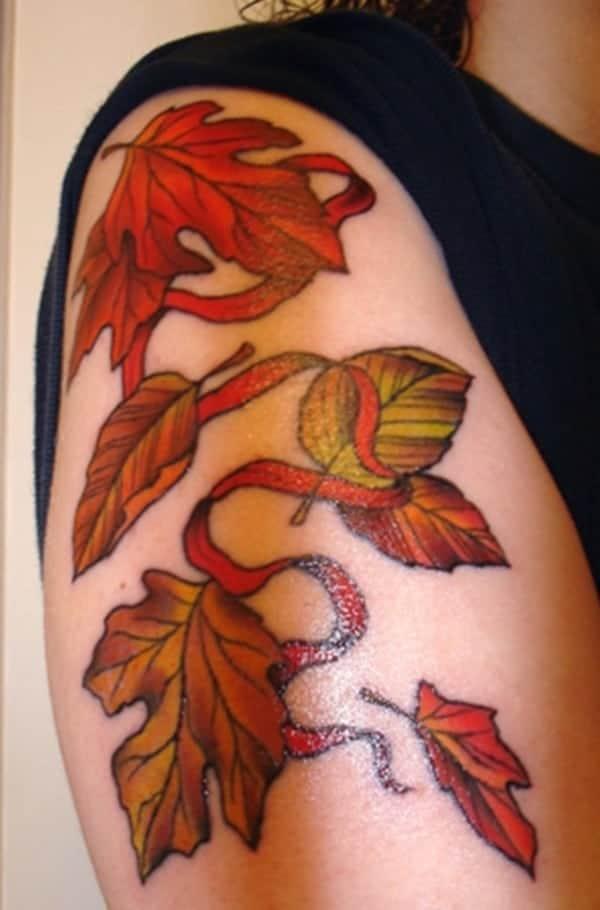 leaves-tattoo-design0351