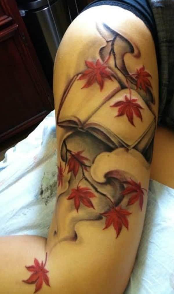 leaves-tattoo-design0371