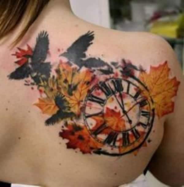 leaves-tattoo-design0541