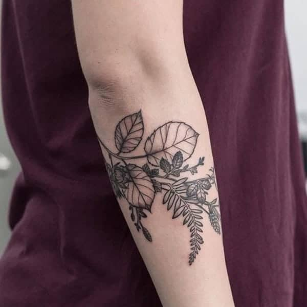 leaves-tattoo-design0581