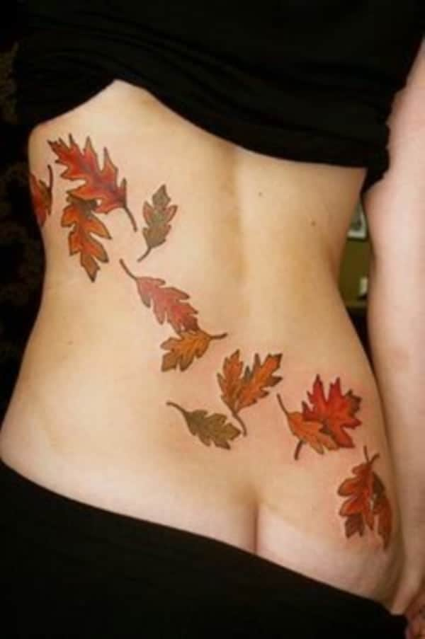 leaves-tattoo-design0601