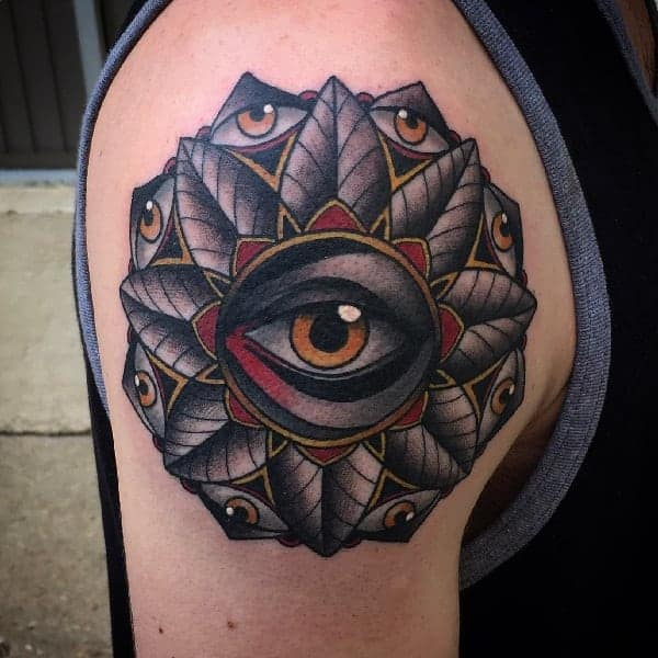 60 Striking Neo Traditional Designs for Your Next Tattoo