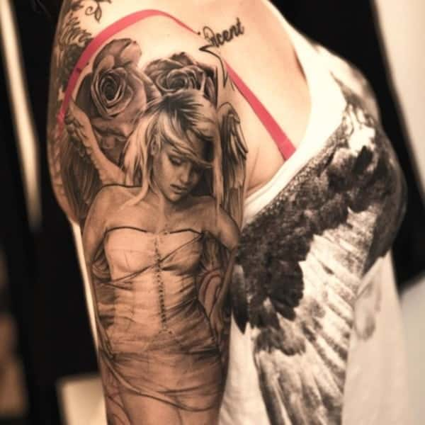 Super Pin-up tattoo designs: Best 75 ideas that will rock your world YE97