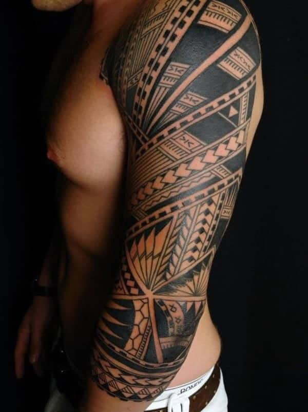 120 Wild Tribal Tattoos That Will Reveal Your Powerful Soul