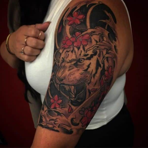 Japanese Tattoos Designs Ideas And Meaning: 108 Amazing Japanese Tattoos That Are Very Cultural