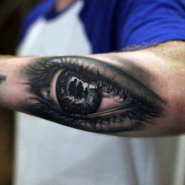 114 Intense Eye Tattoos That Will Blow Your Mind The dishonored, renegade nun jesa notably tattooed serpents over her arrows to distance herself from the air nomads after she. 114 intense eye tattoos that will blow