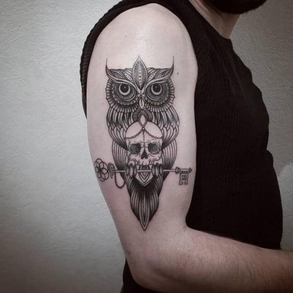 122 Amazing Owl Tattoos Their Meanings