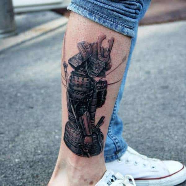 61ddf0fa8 145 Unique Samurai Tattoos That Will Make You Feel Like a Badass