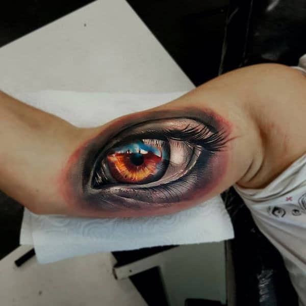 125 Badass 3d Tattoos That Will Boggle Your Mind 2018