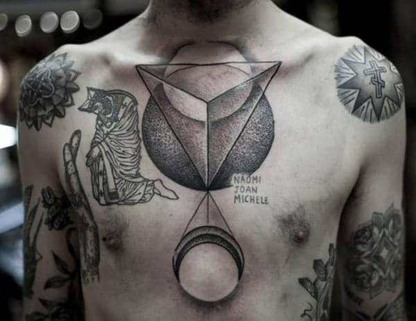 125 Chest Tattoos For Men Things To Know Before Getting