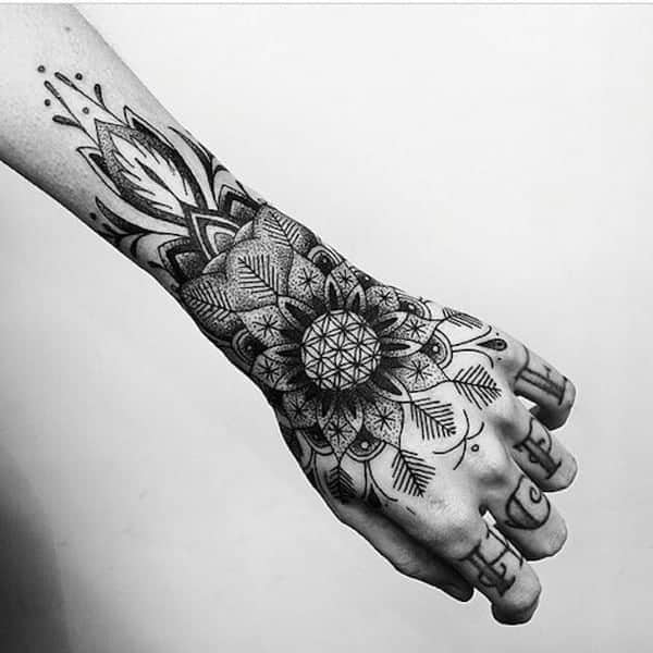 Image result for hand tattoos