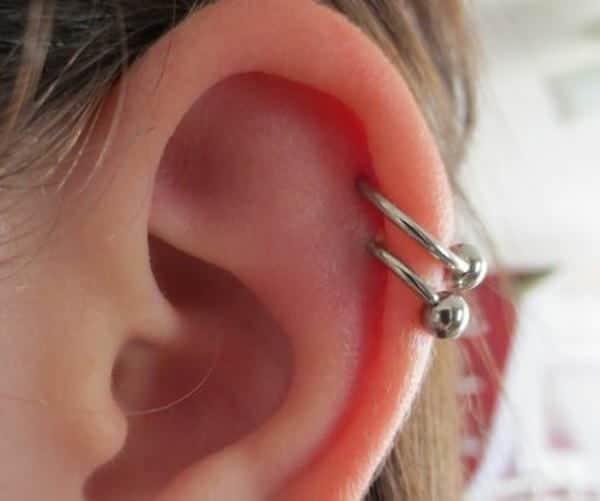 Cartilage Piercing Everything You Need To Know Before You Get 2019