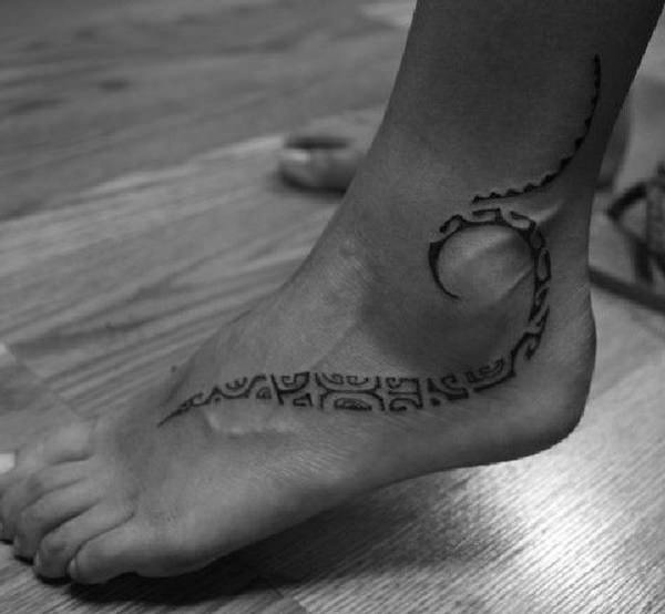 15d38672afa4 138 Awesome Foot Tattoo Inspirations to Add Spring to Your Step