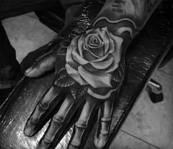 hand-tattoo-design