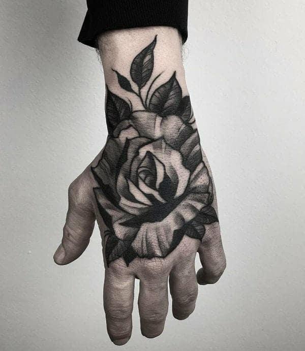 Top 75 Best Hand Tattoos For Men Unique Design Ideas Improb