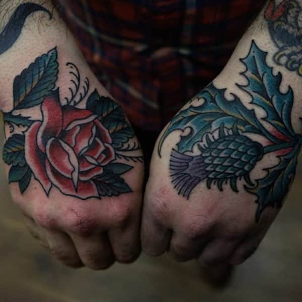 130 Best Hand Tattoos That Don T Go Out Of Style