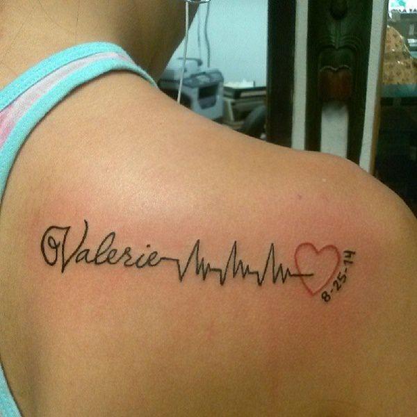 Sandra Name Tattoo