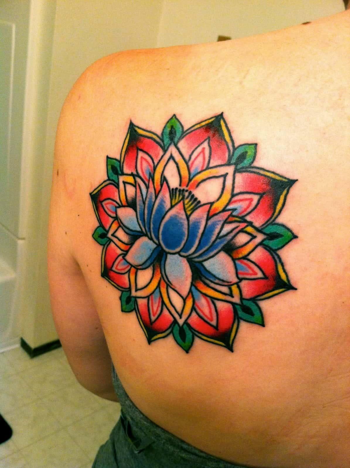 43 Attractive Lotus Flower Tattoo Designs T Tatuajes