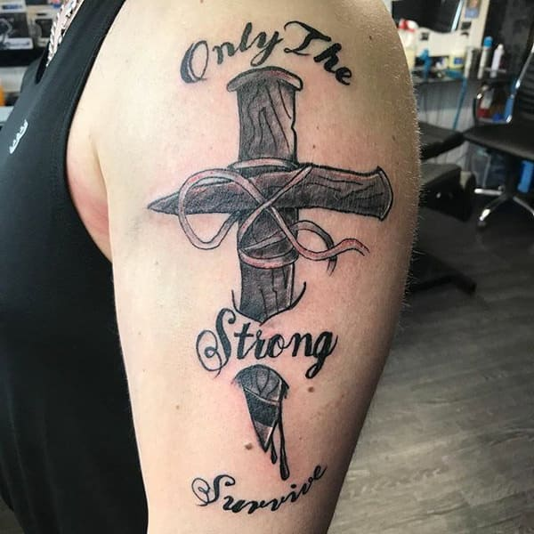225 Best Cross Tattoo Designs With Meanings