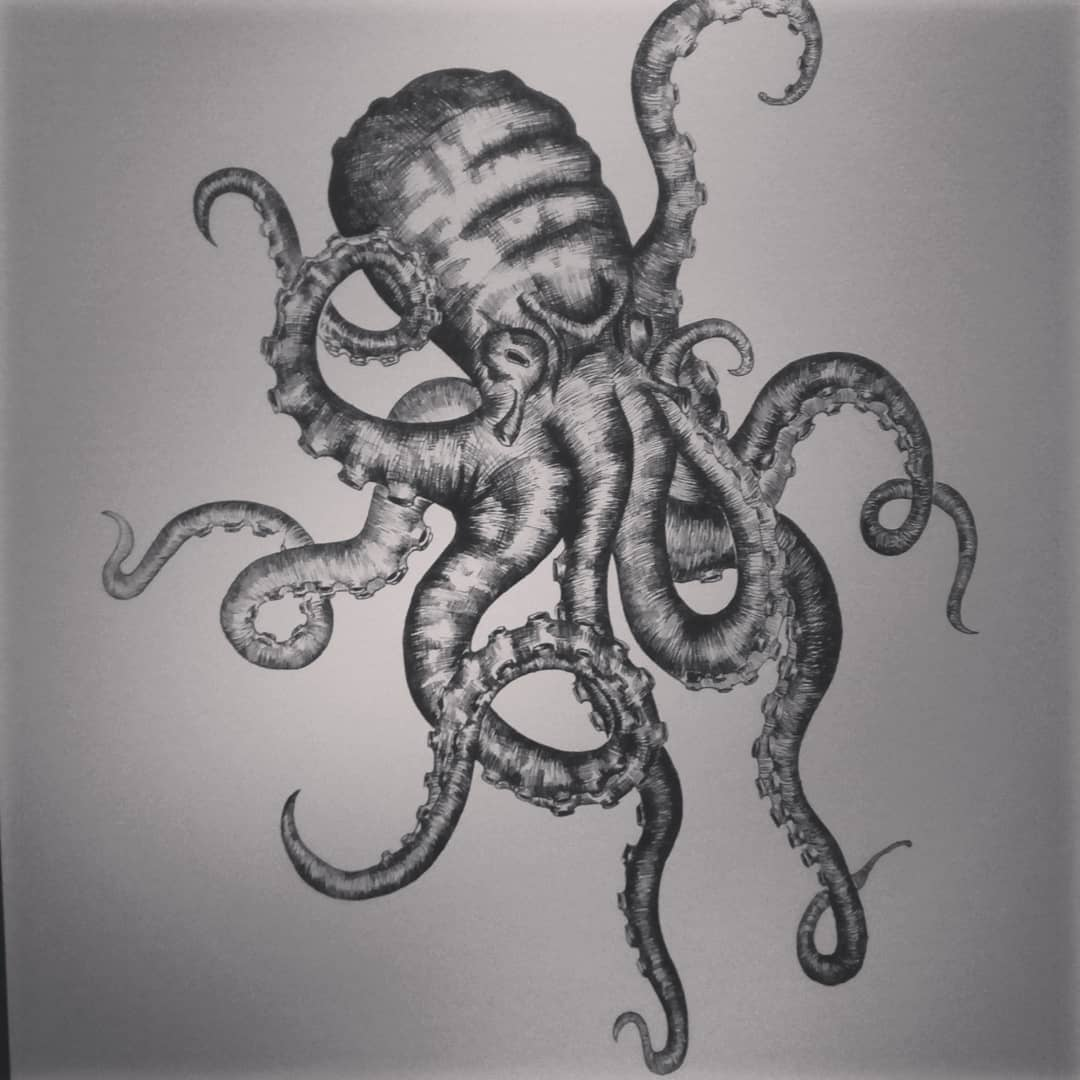 125 Octopus Tattoos With Meanings 2019