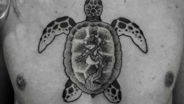 turtle tattoo