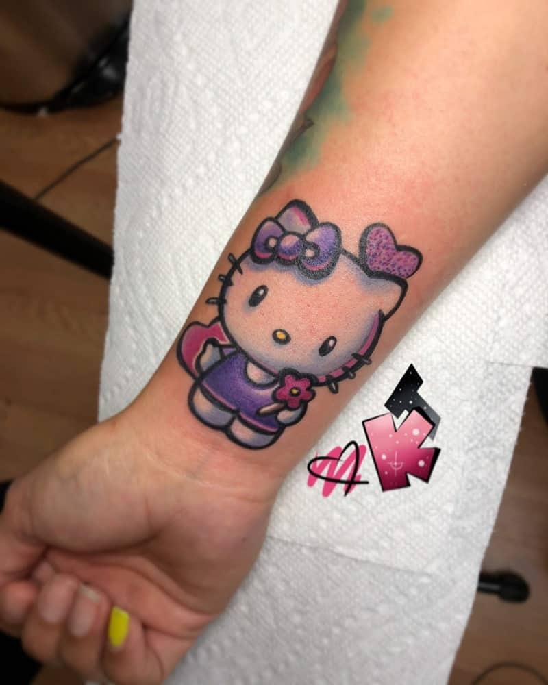21b7da8a6 108 Wrist Tattoos That Will Make Your Heart Race