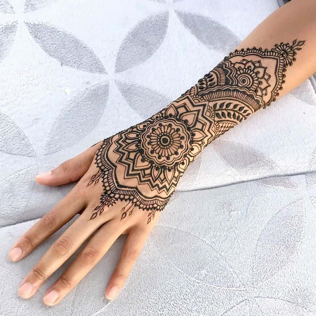 henna tatoo ideas