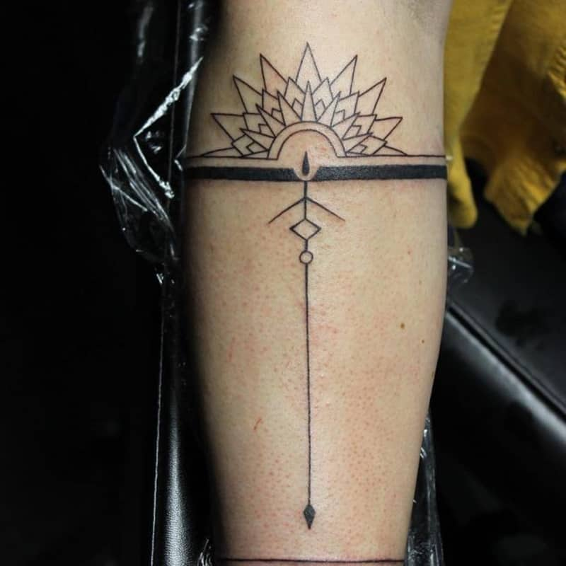 95 Significant Armband Tattoos: 125 Bold Armband Tattoos And What They Mean For You