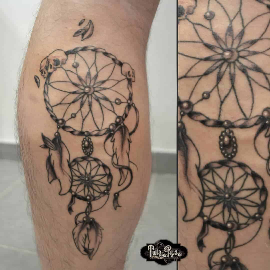 125 Magical Dreamcatcher Tattoos With Meanings
