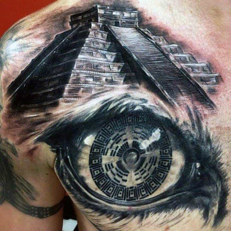 pyramid-tattoos