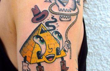 pyramid-tattoo
