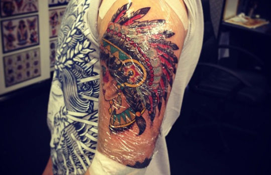tattoo healing time
