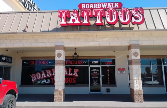 Best Tattoo Shops To Visit In San Antonio