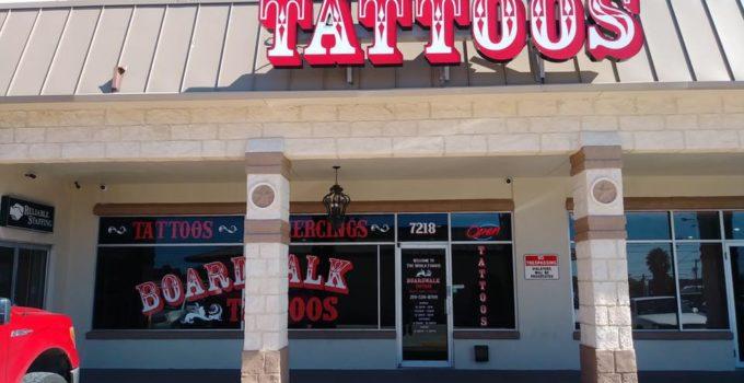 Best Tattoo Shops To Visit In San Antonio