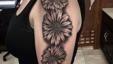 daisy-tattoos