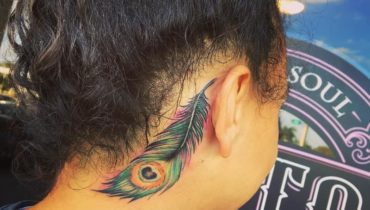 peacock-tattoos