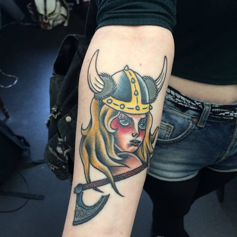 99+ Awesome Nordic/Viking Tattoo Designs You Can Get