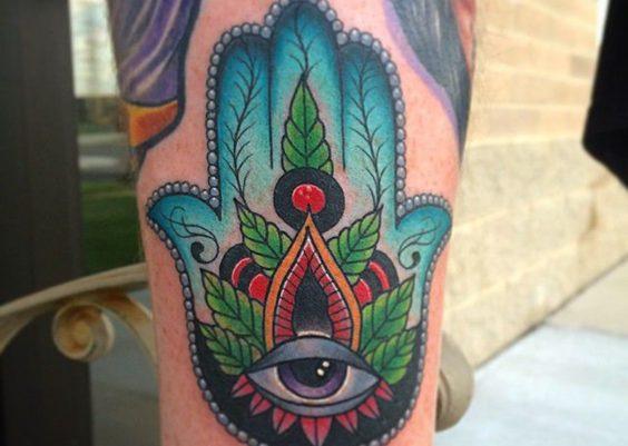 hamsa-tattoos