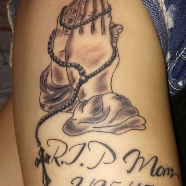 117 Rip Tattoos To Keep Your Loved One S Memories Alive